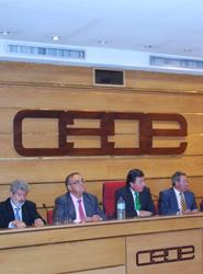 La CEOE establece las prioridades en materia de transporte para 2013 a través de su consejo sectorial