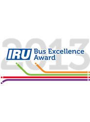La Unión Internacional del Transporte IRU premiará a las mejores empresas del Sector
