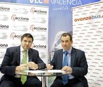 Avanza y Acciona suscriben un acuerdo de intermodalidad para ampliar sus servicios conjuntos