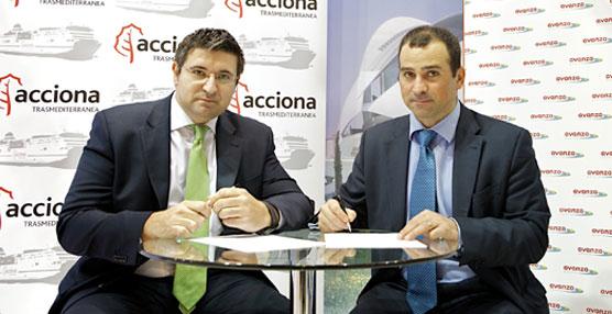 Avanza y Acciona firman un acuerdo de intermodalidad que ofrece un servicio combinado de distintos medios de transporte