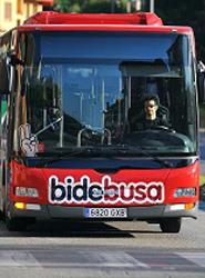 Se consolida el servicio de autobús urbano en el municipio vizcaíno de Gernika-Lumo