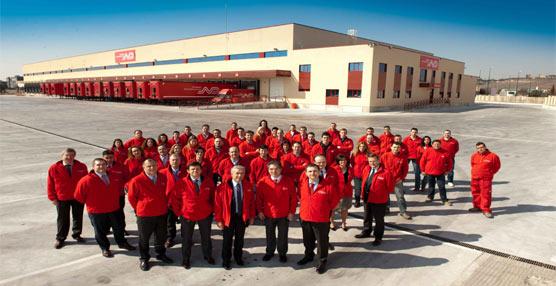 Norbert Dentressangle finaliza 2012 con un volumen de negocio de 3.880 millones de euros, un 8,5% más que en 2011