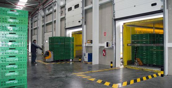 Logifruit, proveedora de Mercadona, 'mejora su eficiencia en 2012 gracias a la inversión de más de 5 millones de euros'