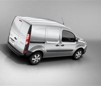 Una nueva versión del Kangoo para mantenerse como líderes del mercado de furgonetas