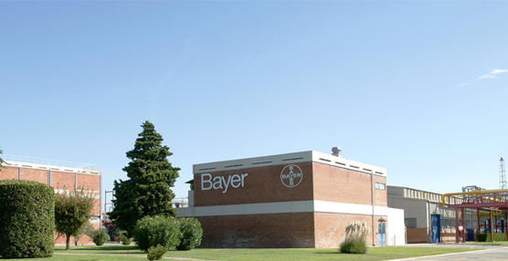 Bertschi inaugura una nueva terminal ferroviaria en las instalaciones de Bayer MaterialScience en Tarragona