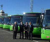 Acciona e Interbus ofrecerán un servicio autobús+barco entre Madrid y Algeciras y Almería y Cartagena
