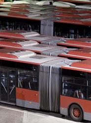 EMT Valencia oferta 130.000 plazas diarias en la línea 62 con una frecuencia de paso de autobuses de 10 minutos