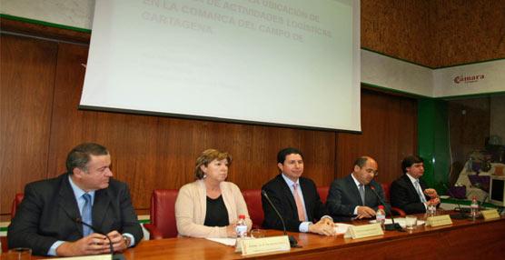 El Gobierno de Murcia aboga por la puesta en marcha de una Zona de Actividades Logísticas en la comarca de Cartagena