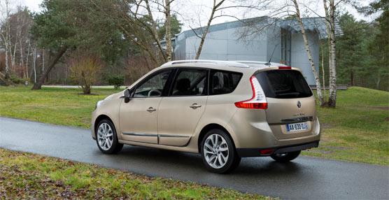 Renault renueva su gama de monovolúmenes Grand Scénic aprovechando la presentación del Scénic XMOD