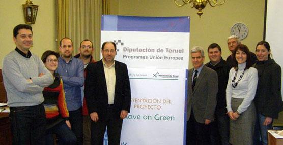 La DPT celebra una jornada en la que da a conocer el catálogo de buenas prácticas de Move on Green