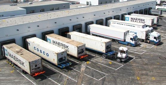 El Puerto de Algeciras presenta en Fruit Logística 2013 'su amplia oferta para atender las necesidades del sector hortofrutícola'
