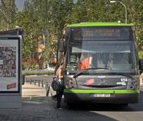 Disminuyen un 7,9% los usuarios del transporte urbano por autobús en el territorio nacional, según el INE