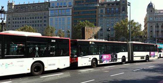 Los servicios de TMB transportaron más de 553 millones de viajeros en 2012, 23,9 millones menos que en 2011