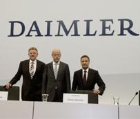 El grupo Daimler logra unos ingresos de 114.300 millones de euros y aumenta sus beneficios
