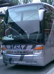 National Express es propietario de Alsa.