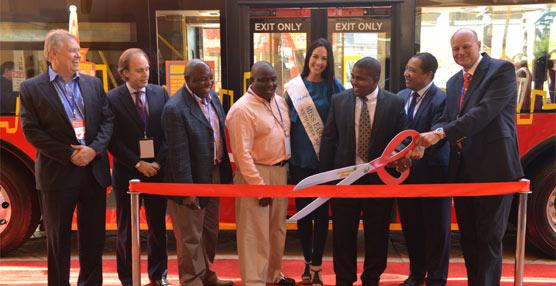 City Sightseeing inauguró, la pasada semana, ruta en la ciudad sudafricana de Johannesburgo