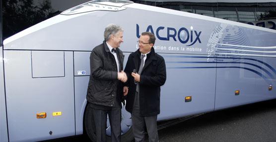 Setra se desmarca como líder del mercado de autocares en Francia gracias a la serie Comfort Class 500