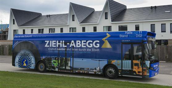 Ziehl-Abegg abrirá una nueva planta para la fabricación de transmisiones para autobuses en la región de Baden
