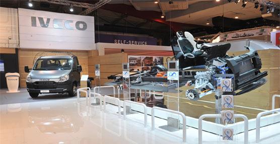 Iveco estará presente en la feria Transportec Logitec 2013 con toda su gama de vehículos ligeros y pesados
