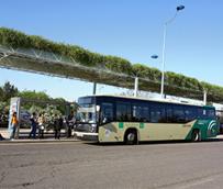 Casi 57 millones de viajes en transporte público en las áreas metropolitanas de Andalucía durante 2012