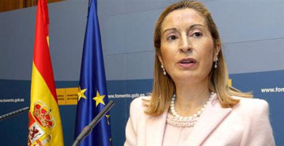 Ana Pastor recuerda que la iniciativa de prohibir la circulación de camiones por la N-II es competencia de Cataluña
