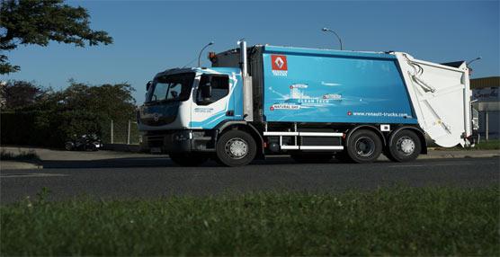 Renault Trucks estará presente en la segunda edición del salón Expo BioGaz con su Premium Distribución GNV