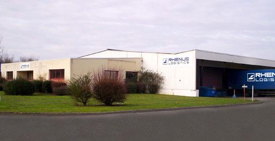 El Grupo Rhenus inaugura una nueva plataforma en Francia que permite agilizar los servicios logísticos