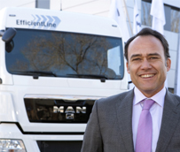 MAN cierra el 2012 en España con una cuota del 12,6% en camiones y una previsión de estabilidad (I)