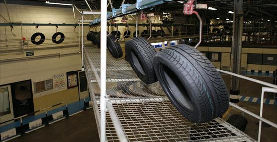 El Grupo Michelín finaliza 2012 con un resultado operativo un 25% más alto que en 2011 y espera mantenerse durante este año