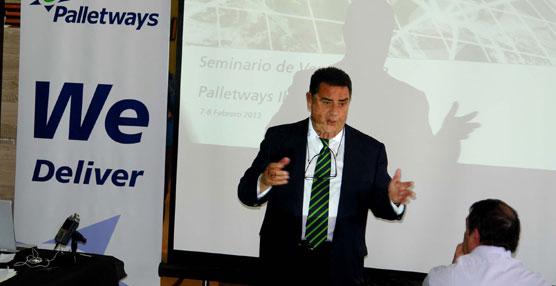 Los miembros de Palletways analizan el rigor en el control de la calidad y las nuevas oportunidades de negocio en el exterior