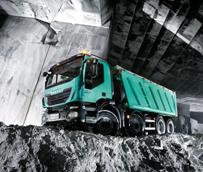 Iveco acudirá a la 30ª edición del  Salón Bauma con sus nuevas versiones del Trakker y Stralis Hi-Way
