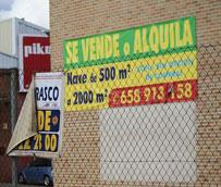 La crisis vacía el 17,4% de las naves logísticas de Madrid y Barcelona, según un informe de Aguirre Newman