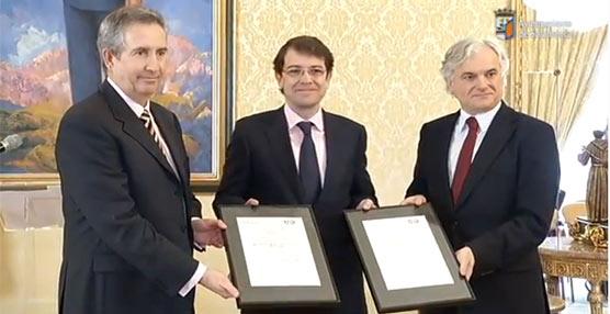La flota de autobuses de Salamanca recibe la certificación UNE-EN 13816 que reconoce su calidad