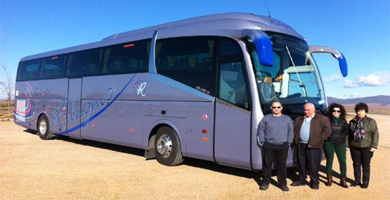 Autocares Rodríguez e Hijos adquiere una unidad del Volvo B13R 'para garantizar la comodidad del pasajero'