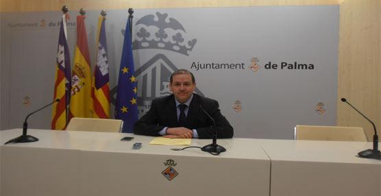 Los autobuses urbanos de Palma de Mallorca logran unos ingresos de casi 50 millones de euros en 2012