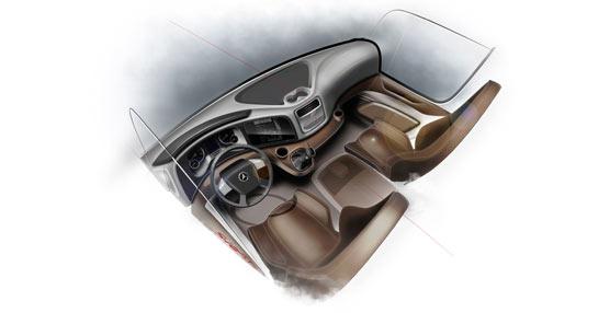 Mercedes-Benz ultima el lanzamiento de la nueva versión del Atego, que se comercializará a partir de mayo