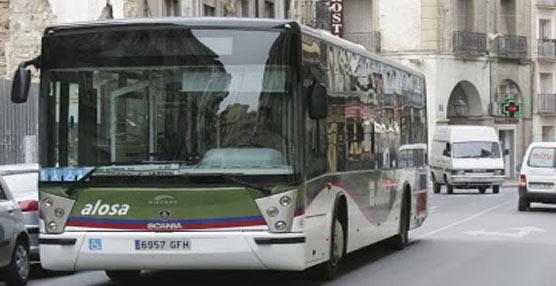 Huesca prevé poner en funcionamiento el nuevo servicio de transporte urbano el próximo mes de Septiembre