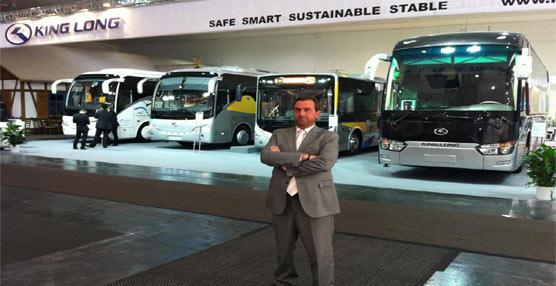 King Long Buses Spain valora de manera positiva su presencia en España y anuncia 'ambiciosos planes de expansión'