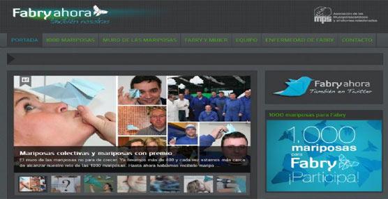 Los trabajadores del Grupo Castrosua colaboran en la campaña solidaria '1.000 mariposas' de Shire Pharmaceuticas Iberia