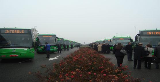 La Comunidad de Madrid conocerá la calidad de la red de autobuses interurbanos a través de la valoración de los usuarios