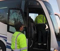 La DGT incrementa la vigilancia de los vehículos destinados al transporte escolar para mantener la seguridad
