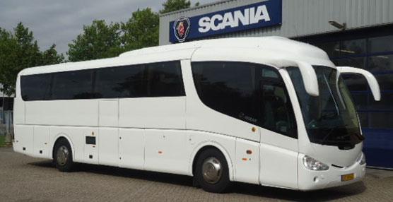 Scania redujo un 30% su beneficio en 2012, debido a 'la bajada de las ventas de camiones y autobuses'