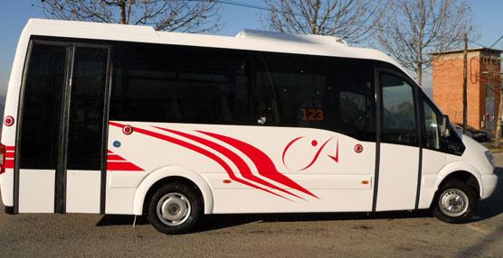Car-bus.net hace entrega a Cooperativa Andorrana de un Spica Urban a través del concesionario Automobils Pyrenees