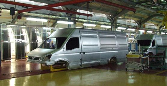 La producción de vehículos industriales en España crece en Enero un 11,23% según los datos de Anfac