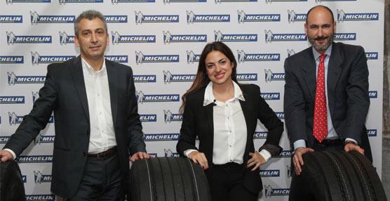 Michelin lanza su gama para larga distancia X Line Energy 'con la rentabilidad, la seguridad y el medio ambiente como pilares'