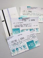 Hoy finaliza la validez de los títulos del año 2012 en las redes de metro y autobuses de TMB