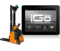 Still presenta su nuevo sistema de automatización para carretillas fabricadas en serie a través de 'tablet'