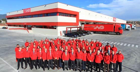 Norbert Dentressangle abre su nueva plataforma de distribución y transporte en la provincia de Barcelona