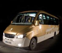 Fomento de Navarra fija una subida del 4% en la tarifa del transporte interurbano de viajeros