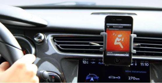 El IBEC y FICOSA presentan SomnoAlert una aplicación que detecta los síntomas de sueño al volante